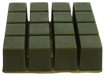 Amazon.com: Tea Tree Oil forma natural duro Cera Kilo tarros ...