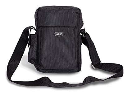 a871373d80ab Image Unavailable. Image not available for. Colour  Travel Sling Bag for Men  – Alif Crossbody Shoulder ...