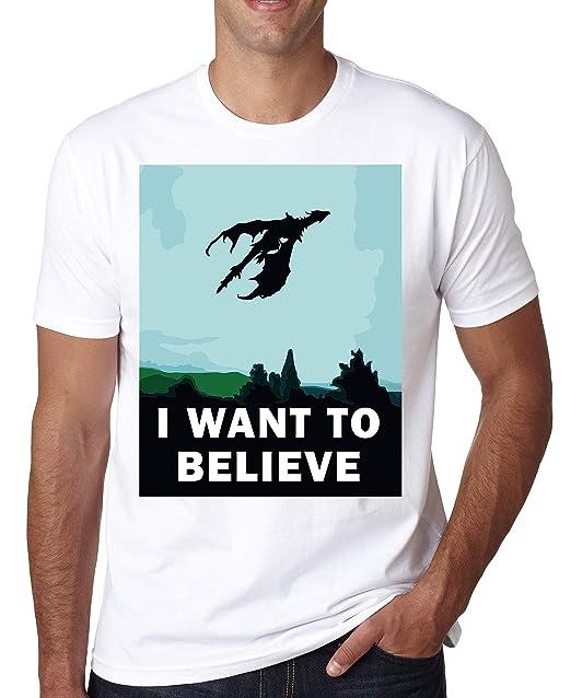 In Dragons Camiseta para Hombre: Amazon.es: Ropa y accesorios