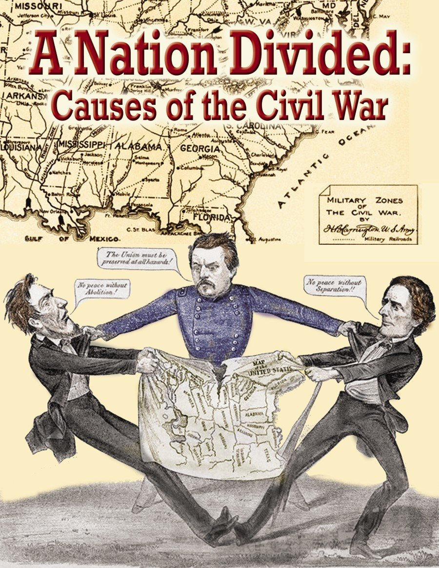 a nation divided causes of the civil war understanding the civil a nation divided causes of the civil war understanding the civil war jeff putman 9780778753544 com books