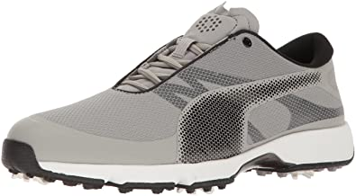 puma golf shoes. puma golf men\u0027s ignite drive sport golf-shoes, drizzle-puma black-puma shoes
