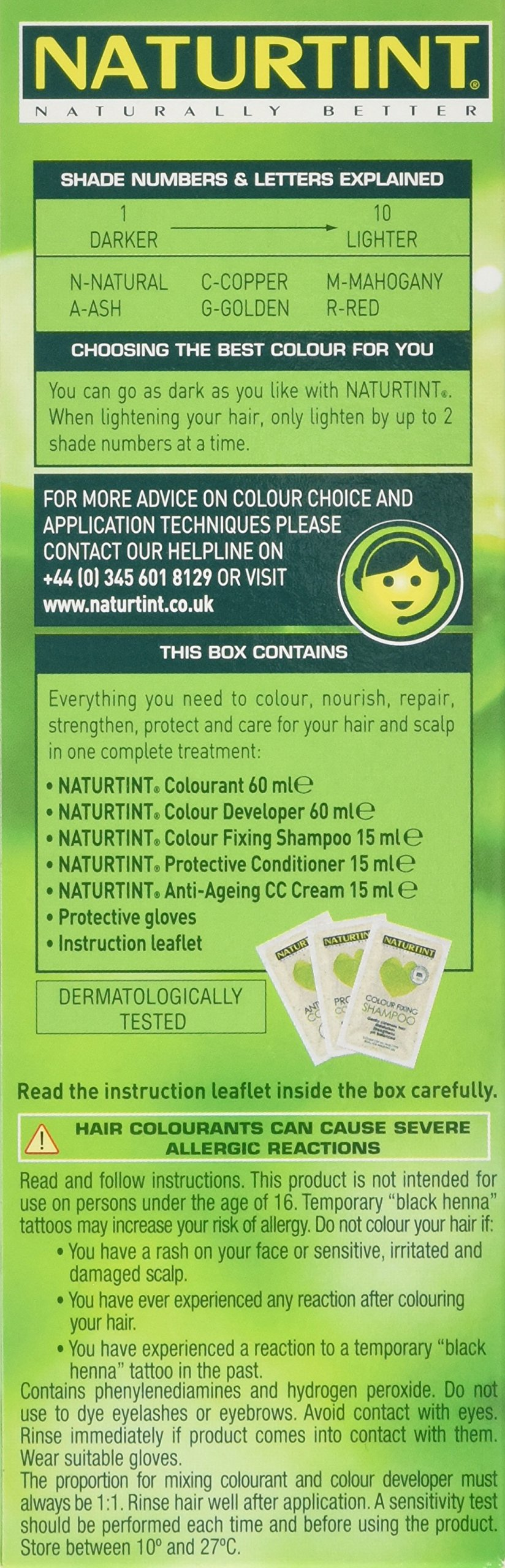 Naturtint Permanent Hair Colorant 5N Light Chestnut Brown -- 5.28 fl oz by Naturtint (Image #5)