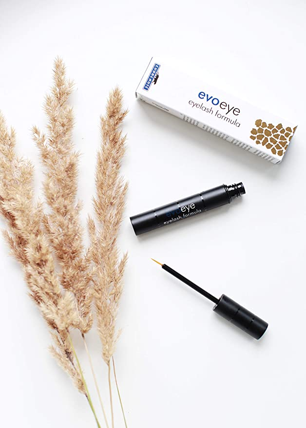 EvoEye Eyelash Fórmula - suero de crecimiento de las pestañas, (1 x 3 ml)