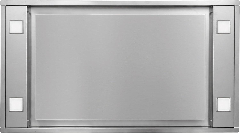 Urban – Campana techo Nitro – 1400 M3/H – 90 cm – acero inoxidable – LED: Amazon.es: Grandes electrodomésticos