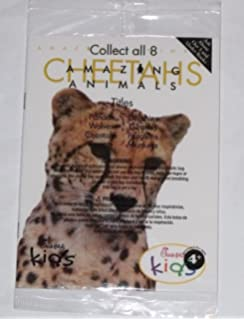 Chick-fil-a Amazing Animals Book - Cheetahs