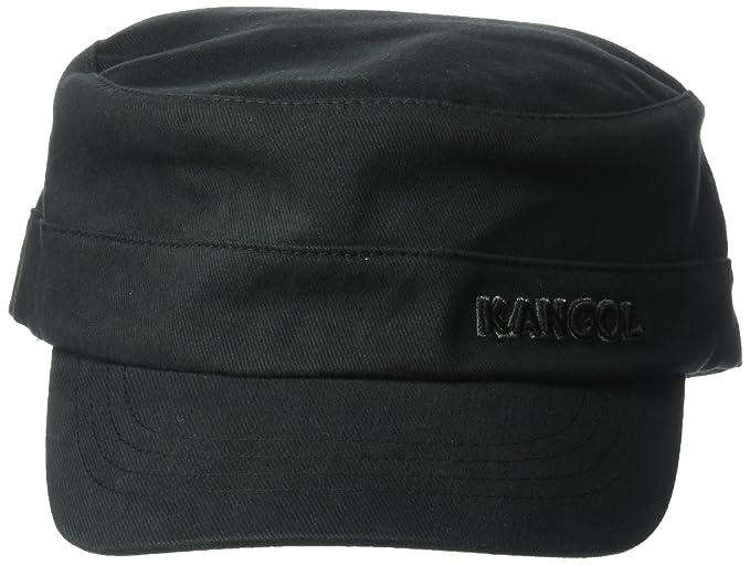 Kangol - Gorra de sarga de algodón 8229e8af1e1