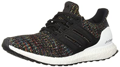 afb892b5160a6 adidas Men's Ultraboost, Black/Active red, 17 M US
