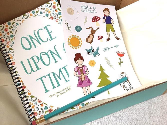 Amazon Kids Gift Ideas Writing Kit For Girls Writers Handmade