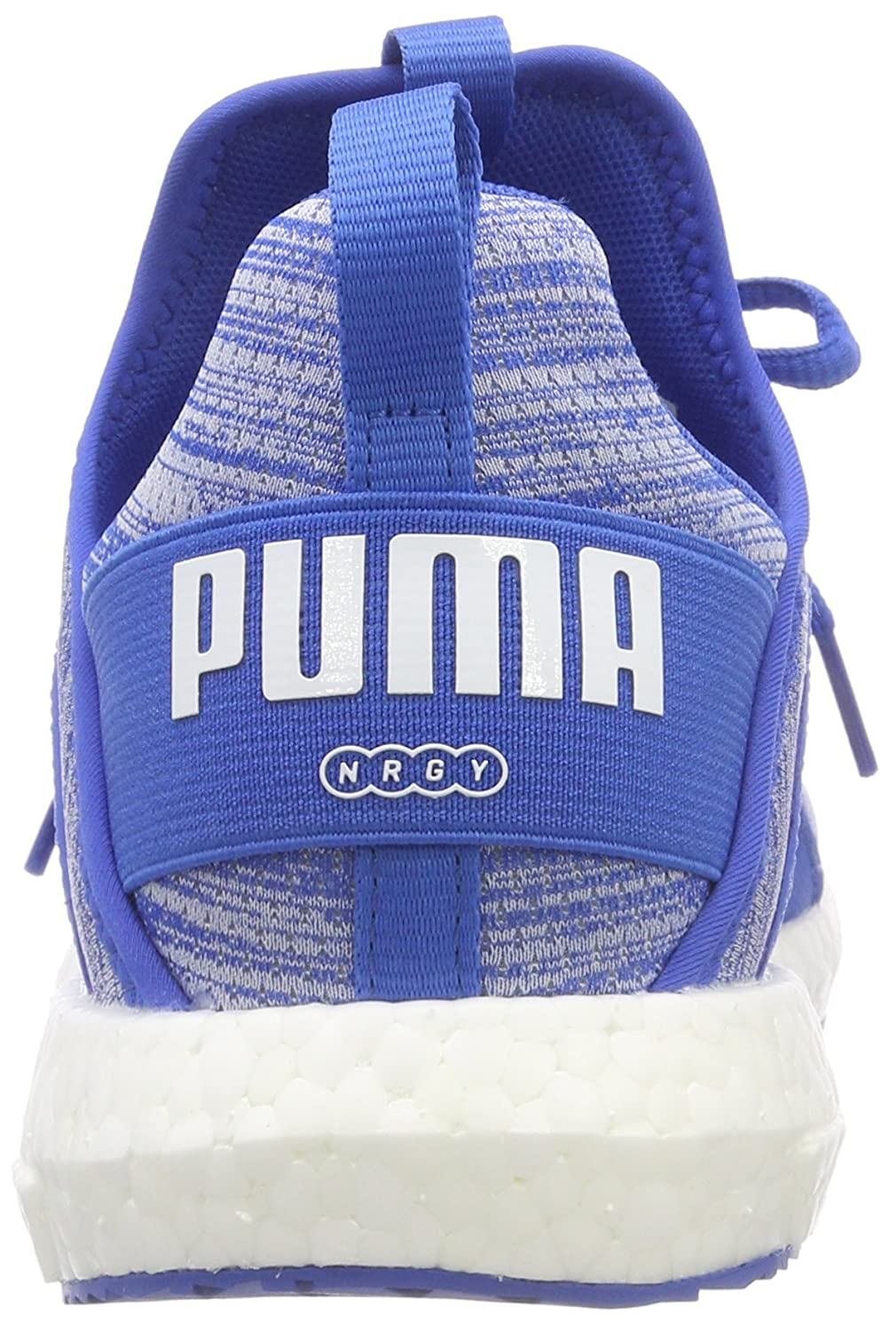 25eca5575fa Puma Unisex Kid s Mega NRGY Heather Knit Jr Sneakers  Buy Online at Low  Prices in India - Amazon.in
