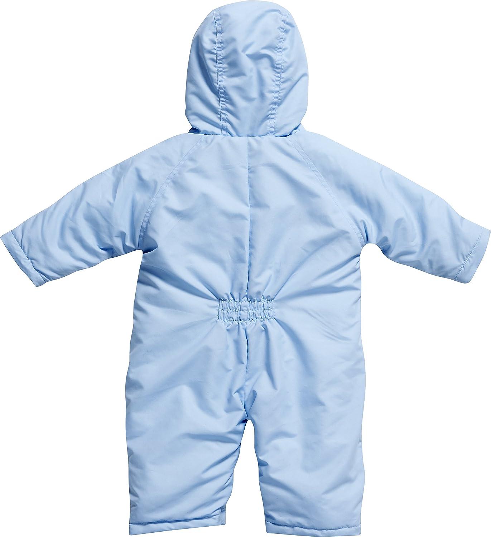 Playshoes Unisex Baby Schnee-Overall Pinguin Schneeanzug