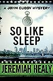 So Like Sleep (The John Cuddy Mysteries Book 3)