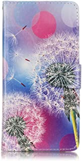 Dooki, Xperia XA Coque, Supporter Flip PU Cuir Pochette Portefeuille Housse Coque Etui pour Sony Xperia XA avec Crédit Carte Tenant Fente (B-04)