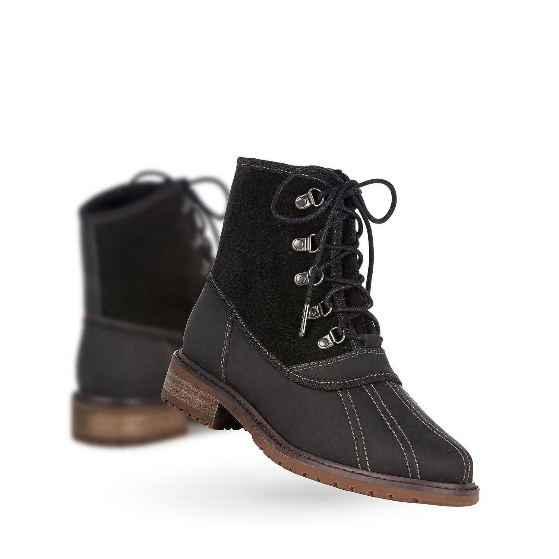 EMU Australia Utah Womens Deluxe Wool Boot Waterproof Fashion in Black