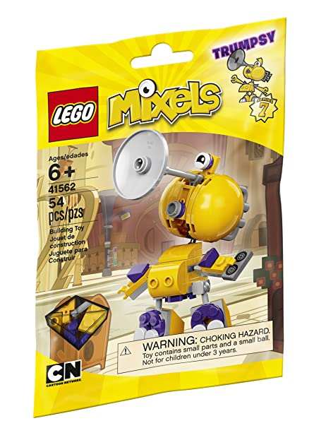 Amazon.com: LEGO Mixels Mixel Trumpsy 41562 Building Kit: Toys & Games