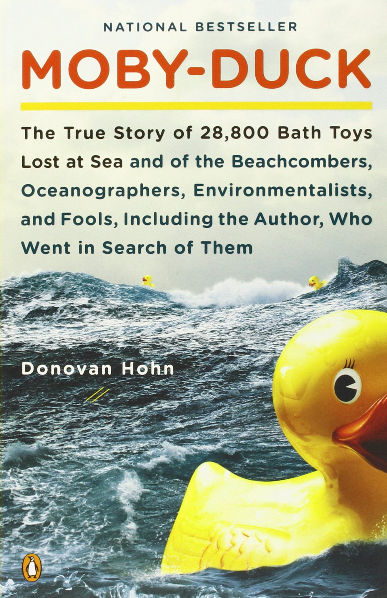 Moby Duck Beachcombers Oceanograp Environmentalists Including