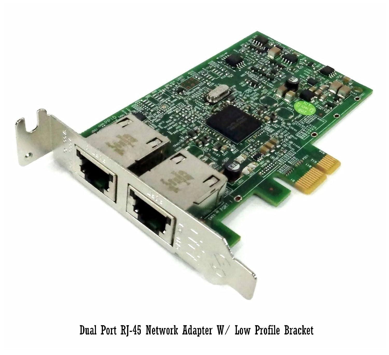 Amazon.com: DELL Broadcom 5720 Dual-Port Perfil Bajo tarjeta ...
