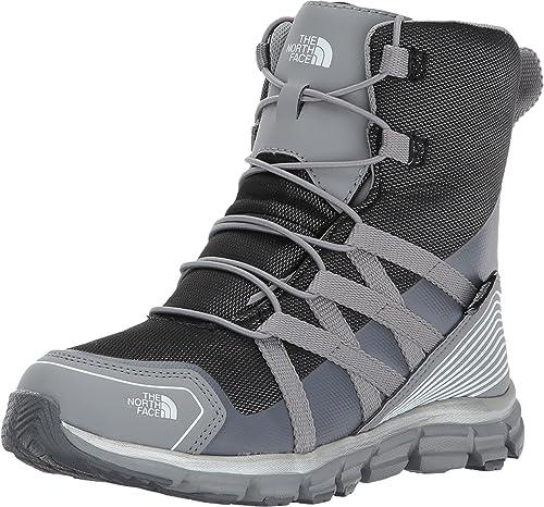 The North Face Zapatillas de Deporte para Hombre 5 M niño Grande Gris: Amazon.es: Zapatos y complementos