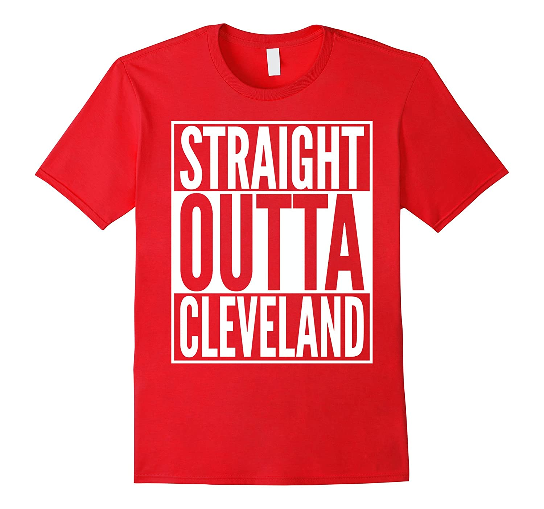 Straight Outta Cleveland T-Shirt-BN