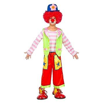 My Other Me Me-203934 Disfraz de payaso rodeo para niño, 7-9 años ...
