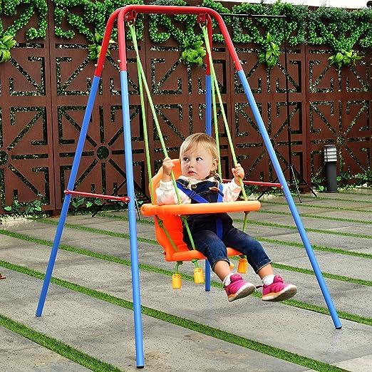 Metallschaukel Baby Swing Smoby 310046