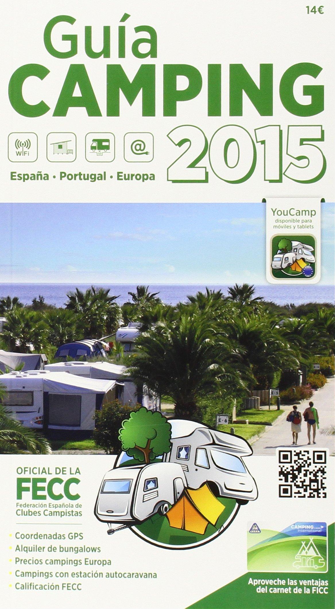 Guía Camping FECC. 2015: Amazon.es: Vv.Aa.: Libros