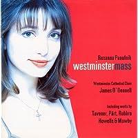 Panufnik : Westminster Mass & Sacred Works