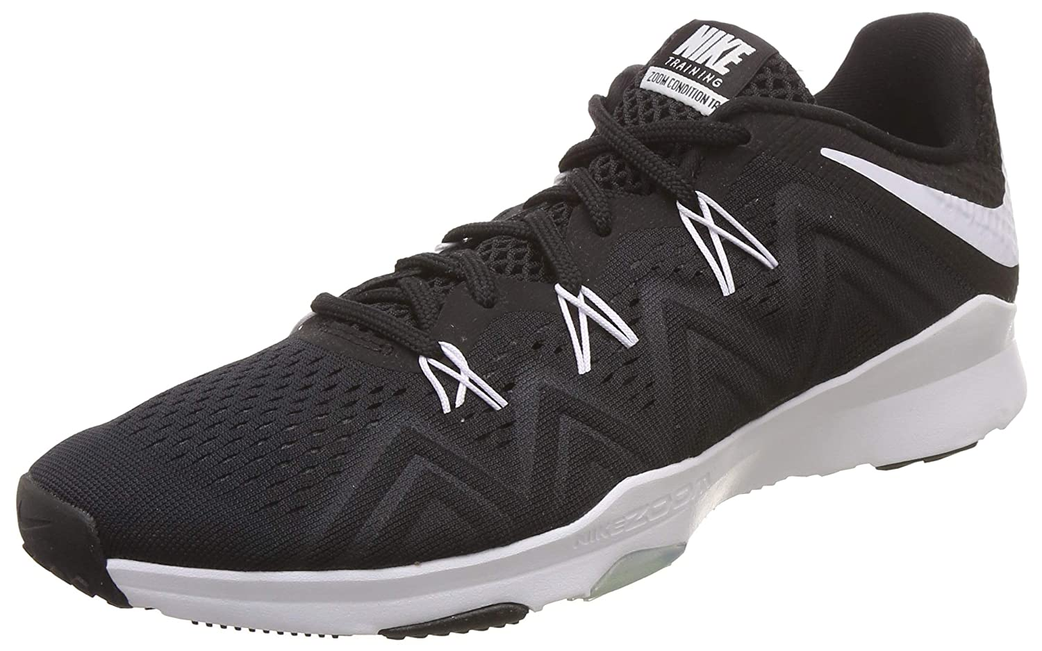 Nike WMNS Zoom Condition TR – Noir/Blanc/Anthracite