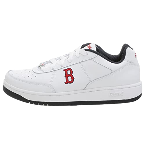 9e848d4baac8 Amazon.com  Reebok MLB Clubhouse Red Sox Men s Sneakers