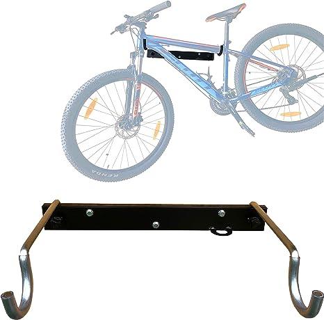 Vailantes™ DOPP-2 Soporte Pared Para Bicicleta Mtb Bmx Bicicleta Montaña Bicicleta Carretera Soporte Pared Para Almacenaje Bicicletas En Garaje Soporte Para Bicis y Accesorios Soporte Para Colgar Bici: Amazon.es: Deportes y aire