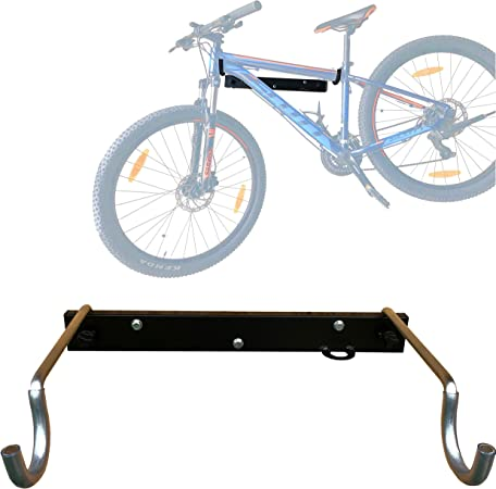 Vailantes™ DOPP-2 Soporte Pared Para Bicicleta Mtb Bmx Bicicleta Montaña Bicicleta Carretera Soporte Pared Para Almacenaje Bicicletas En Garaje ...