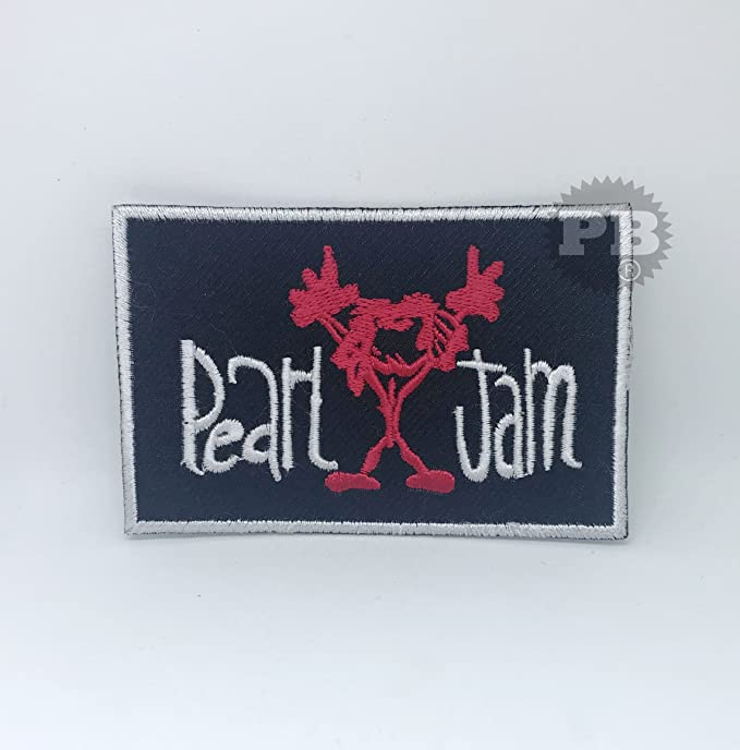 Parche bordado con el logo de Pearl Jam American Rock Music para ...
