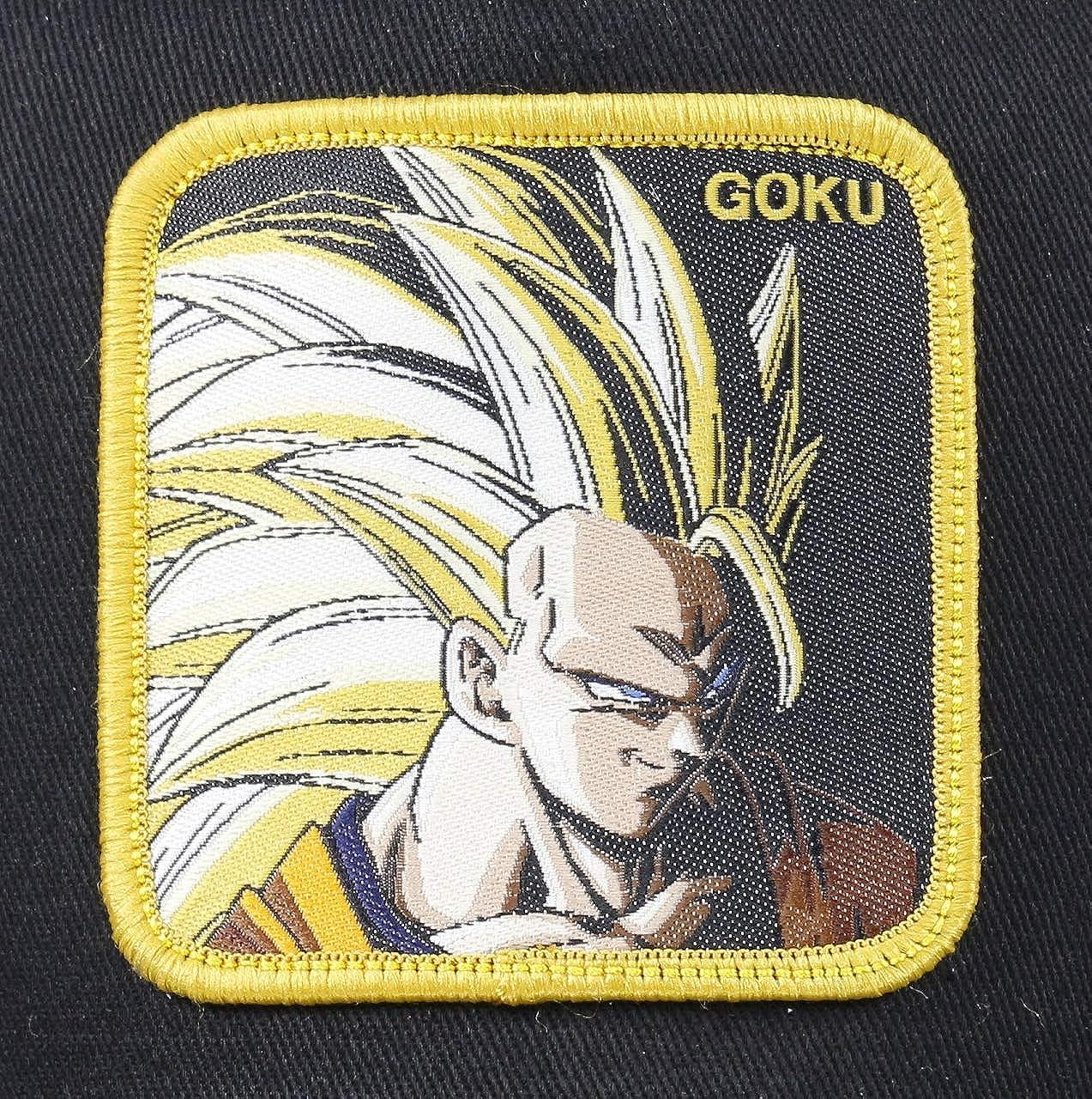 Capslab Son Goku Super Sayajin Trucker cap Dragon Ball Z