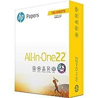 HP Printer Paper 8.5x11 AllInOne 22 lb 1 Bulk Pack 750 Sheets 96 Bright Made in USA FSC Certified Copy Paper HP…