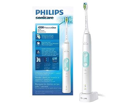 Philips Cepillo dental eléctrico sónico HX6837/24 - Cepillo de dientes eléctrico (Batería,