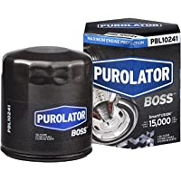 Purolator PBL10241-6PK 6 Pack PurolatorBOSS Maximum Engine Protection Spin On Oil Filter, 6-Pack, 6 Pack