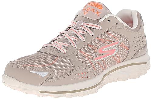 28500f7aeb5b Skechers Performance Women s Go Walk 2 - Lynx Balistic Walking Shoe ...
