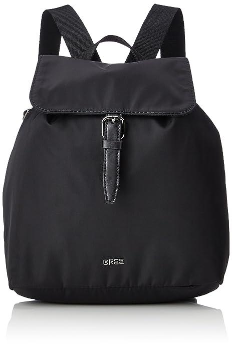 Bree Barcelona Nylon 16, Bolso mochila de Material Sintético Mujer Einheitsgröße: Amazon.es: Zapatos y complementos