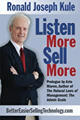 Listen More Sell More Kindle Edition