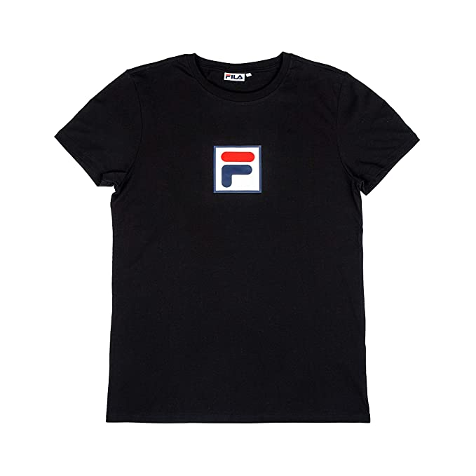 Fila Evan Camiseta Black