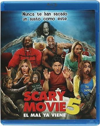 Scary Movie 5 Blu Ray Ashley Tisdale Charlie Sheen Erica Ash Katt Williams Simon Rex Malcom D Lee Malcom D Lee Amazon Com Mx Peliculas Y Series De Tv
