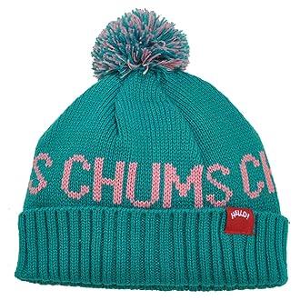 チャムス CHUMS ニット帽 ポンポン
