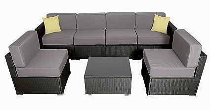 Excellent Amazon Com Mcombo Bigger Size Outdoor Furniture Luxury Inzonedesignstudio Interior Chair Design Inzonedesignstudiocom