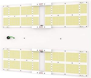 HLG 650R 610w 120 Volt- Horticulture Lighting Group Quantum Board LED Grow Light | ETL/UL Certified, Samsung LM301H, Inventronics Driver
