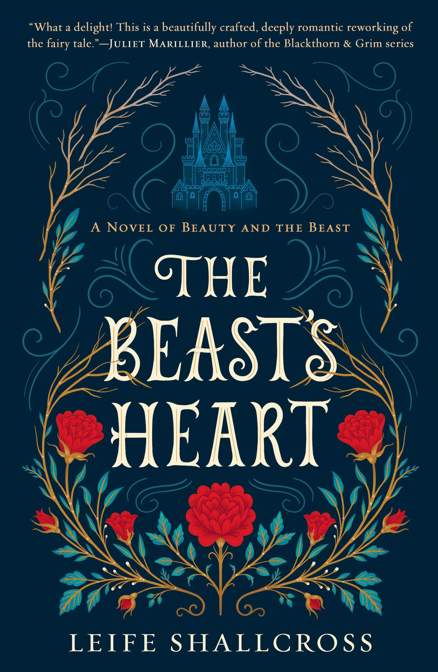 Amazon the beasts heart a novel of beauty and the beast amazon the beasts heart a novel of beauty and the beast 9780440001775 leife shallcross books izmirmasajfo