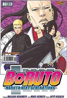 Frete Grátis Mangá boruto 10 Naruto Edição Japonesa da próxima geração 10