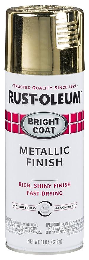 Rust-oleum 7710830 brillante perchero metálico color Spray ...