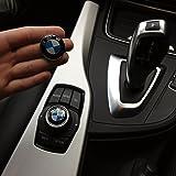 BMW 29mm Intérieur Multimedia Son Boutons iDrive Contrôleur Badge Logo Emblème