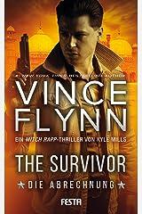 The Survivor - Die Abrechnung (Mitch Rapp 14) (German Edition) Kindle Edition