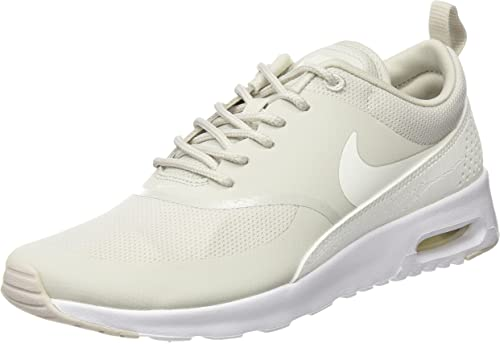 Nike Women's Air Max Thea Low Top Sneakers, Beige (Light