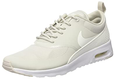 6e5a14a40b Nike Women's WMNS Air Max Thea Light Bone/Sail Running Shoes-4 (599409